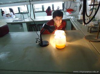 5to grado Experimentando en el Laboratorio 12