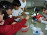 5to grado Experimentando en el Laboratorio 8
