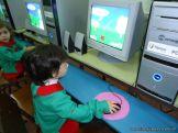 Los peques en Salas de Informatica 3
