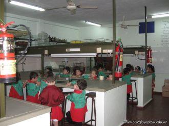 Salas de 5 en el Laboratorio 20