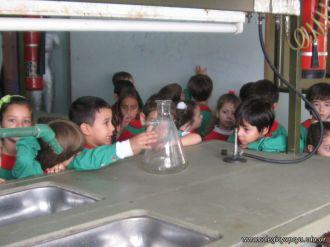 Salas de 5 en el Laboratorio 34
