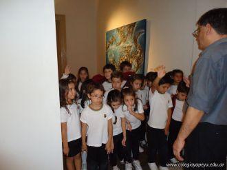 1er grado visito el Museo 37