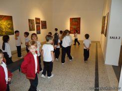 1er grado visito el Museo 50