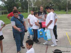 Jornada Recreativa con Chicos del Hogar Domingo Savio 96