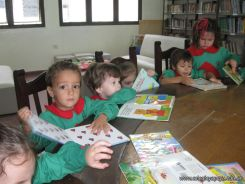 Salas de 3 en Biblioteca 10