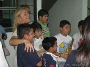 Compartiendo una Lectura con Niños del Hogar Domingo Savio 53