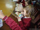 El Jardin leyendo en Biblioteca 15
