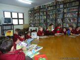 El Jardin leyendo en Biblioteca 19