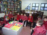 El Jardin leyendo en Biblioteca 26
