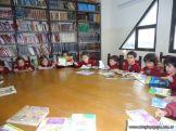 El Jardin leyendo en Biblioteca 4