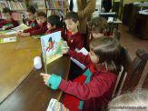 El Jardin leyendo en Biblioteca 6