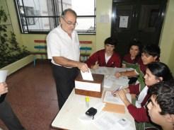 Elecciones en 6to año 10