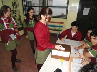 Elecciones en 6to año 20