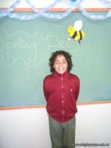 Falta muy poco para el Spelling Bee 10