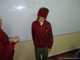 Falta muy poco para el Spelling Bee 38