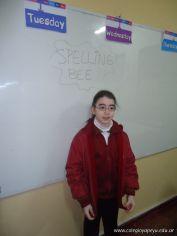 Falta muy poco para el Spelling Bee 41