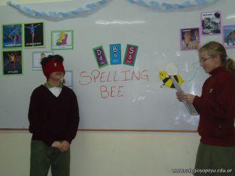 Falta muy poco para el Spelling Bee 54