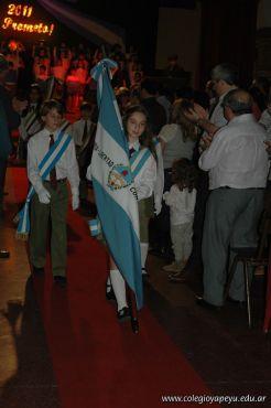 Promesa de Lealtad a la Bandera 93