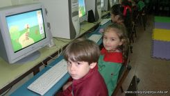 Salas de 5 en Computacion 6