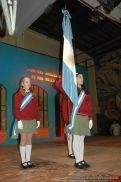 Acto por el Dia de la Independencia de Primaria 42