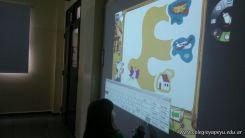 Paca la vaca con la Pizarra Digital 18