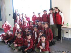 3er grado visito Aguas de Corrientes 169