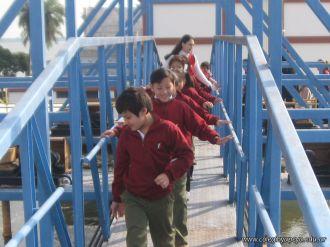 3er grado visito Aguas de Corrientes 45