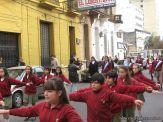 Desfile en Homenaje y Festejo de Cumple 110