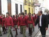 Desfile en Homenaje y Festejo de Cumple 121