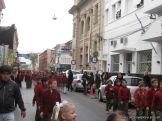 Desfile en Homenaje y Festejo de Cumple 127