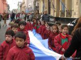 Desfile en Homenaje y Festejo de Cumple 131