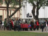 Desfile en Homenaje y Festejo de Cumple 138
