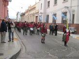 Desfile en Homenaje y Festejo de Cumple 142