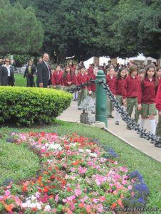 Desfile en Homenaje y Festejo de Cumple 179