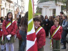Desfile en Homenaje y Festejo de Cumple 19