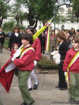 Desfile en Homenaje y Festejo de Cumple 191