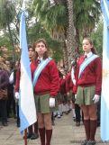Desfile en Homenaje y Festejo de Cumple 194
