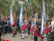 Desfile en Homenaje y Festejo de Cumple 201