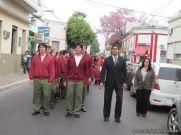 Desfile en Homenaje y Festejo de Cumple 236