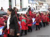 Desfile en Homenaje y Festejo de Cumple 80