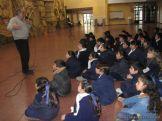 Visita de la Escuela Misericordia 101