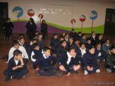 Visita de la Escuela Misericordia 105