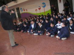 Visita de la Escuela Misericordia 117