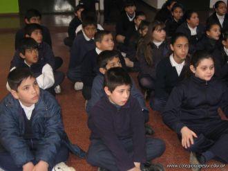 Visita de la Escuela Misericordia 119