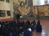 Visita de la Escuela Misericordia 121