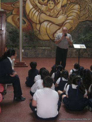 Visita de la Escuela Misericordia 63