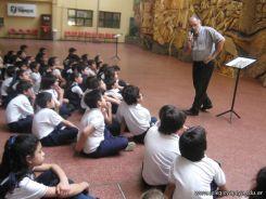 Visita de la Escuela Misericordia 77