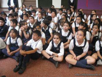Visita de la Escuela Misericordia 81