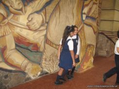 Visita de la Escuela Misericordia 88