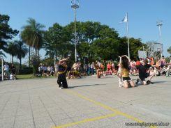Jornada en el Campo Deportivo de la Semana del Estudiante 76